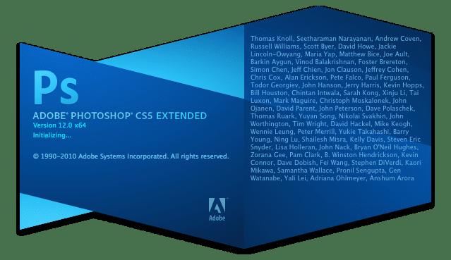 Adobe photoshop cs5 с вшитым ключом