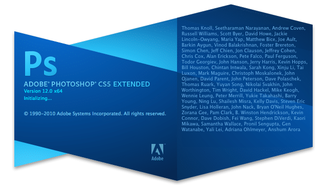 Adobe photoshop cs5 с вшитым ключом